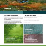 LUP new site, About page
